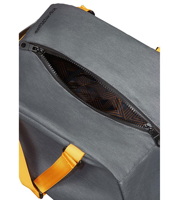Рюкзак AMERICAN TOURISTER TAKE2CABIN 14.1 91G*68001 - Grey/Yellow