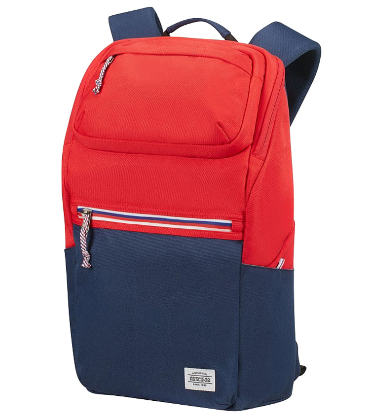 Рюкзак AMERICAN TOURISTER UpBeat 93G*11003 - Blue/Red