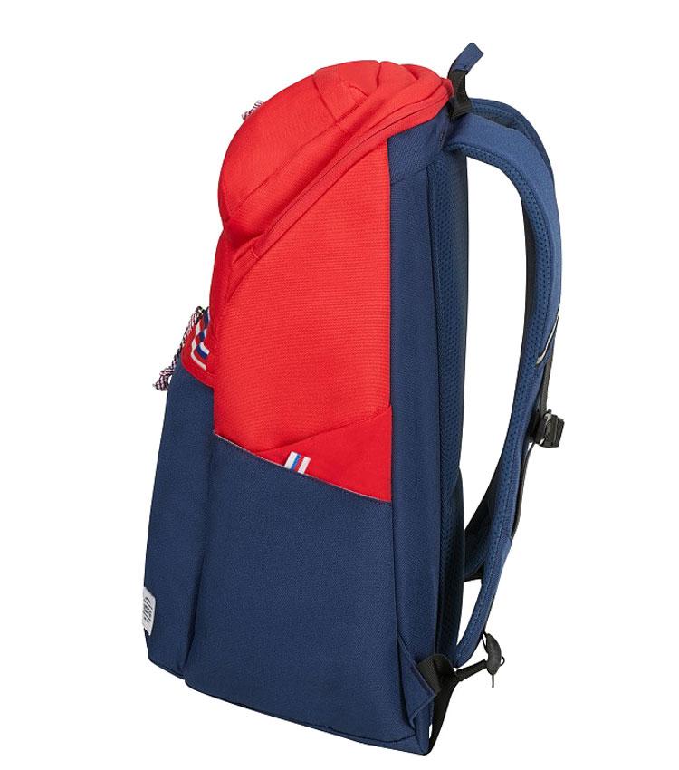 Рюкзак AMERICAN TOURISTER UpBeat 93G*11003 - Blue/Red