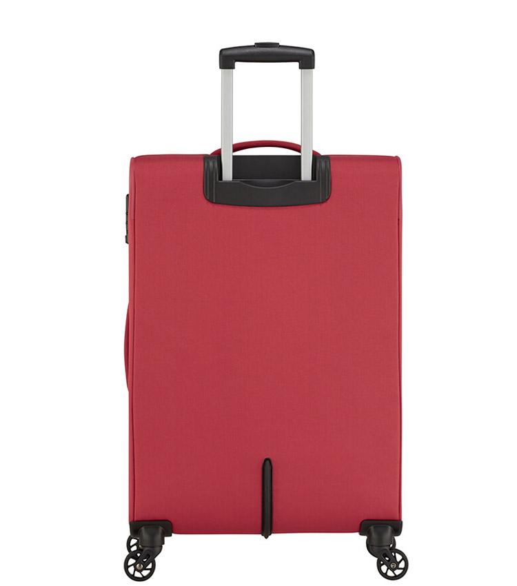 Средний чемодан American Tourister Heat Wave 95G*00003 (68 см) - Brick Red