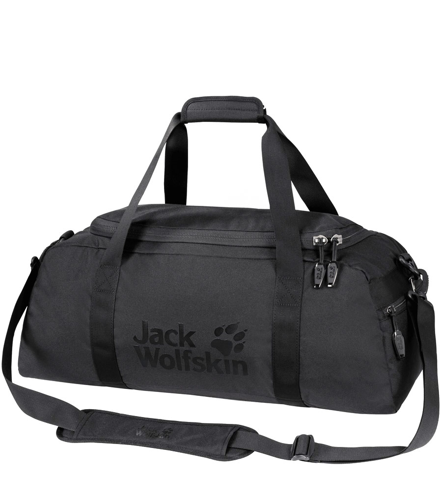 Сумка Jack Wolfskin Action Bag 35 Black