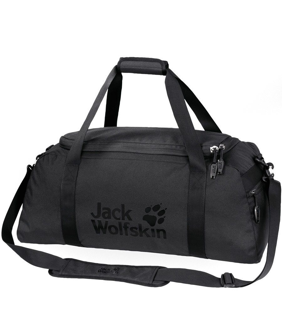 Сумка Jack Wolfskin Action Bag 45 Black