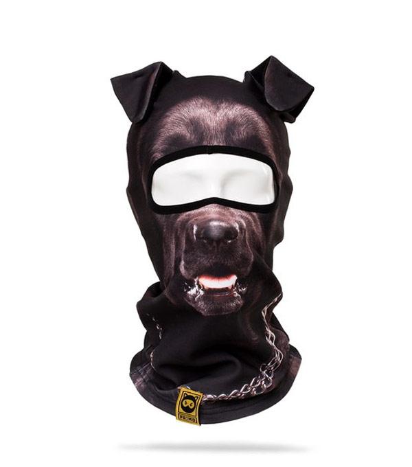 Балаклава PRIMO Beast Black-Dog