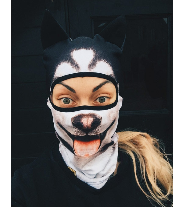 Балаклава PRIMO Beast Husky
