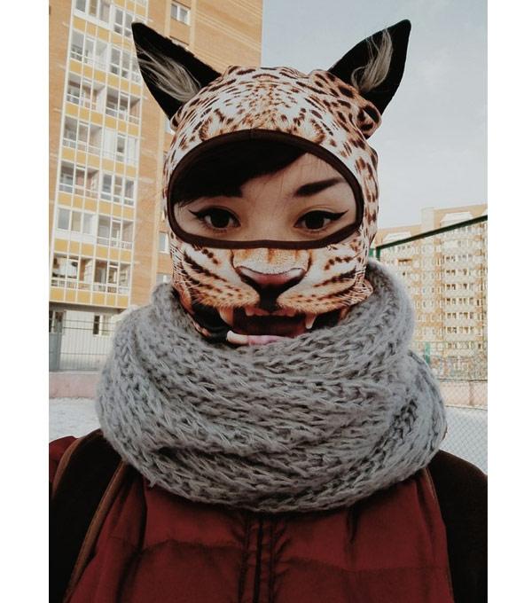 Бандана-шарф PRIMO Original Leo