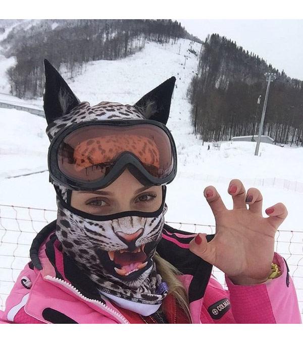 Балаклава PRIMO Beast Snow-Leo