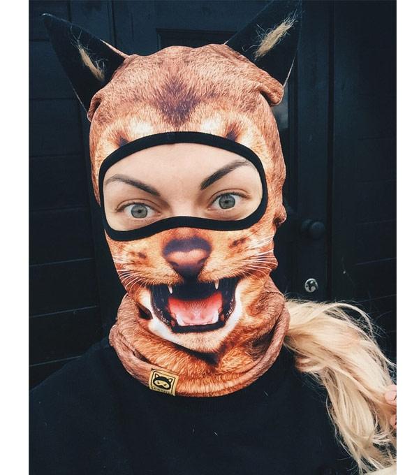 Балаклава PRIMO Beast Wild-Cat