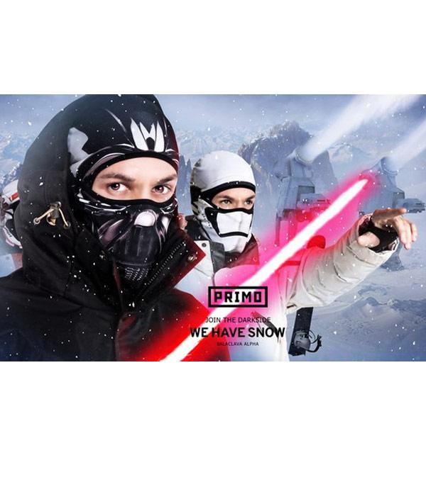 Балаклава PRIMO Аlpha Darth-Vader