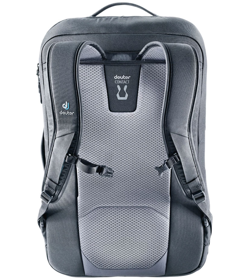 Рюкзак Deuter Aviant Carry On 28 black ~ручная кладь~