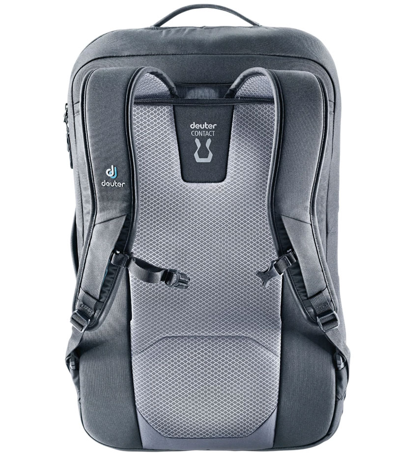 Рюкзак Deuter Aviant Carry On PRO 36 midnight-navy ~ручная кладь~