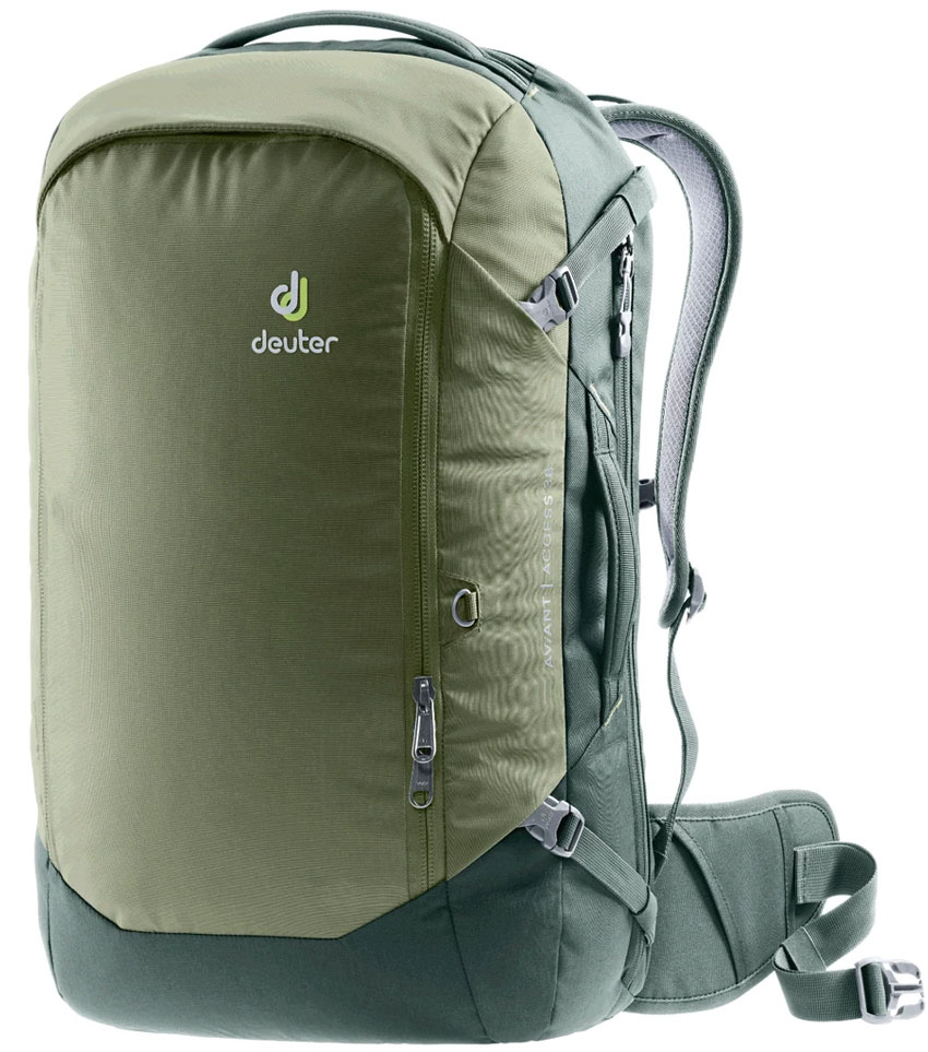 Рюкзак Deuter Aviant Access 38 khaki-ivy