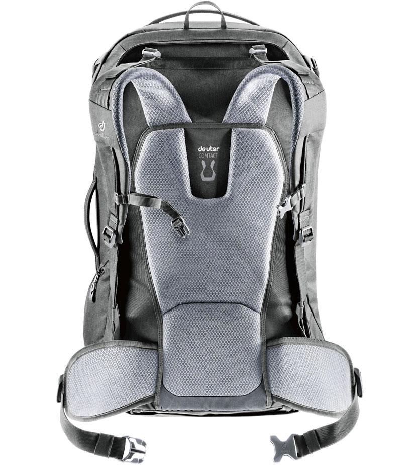 Дорожный рюкзак Deuter Aviant Access 55 black