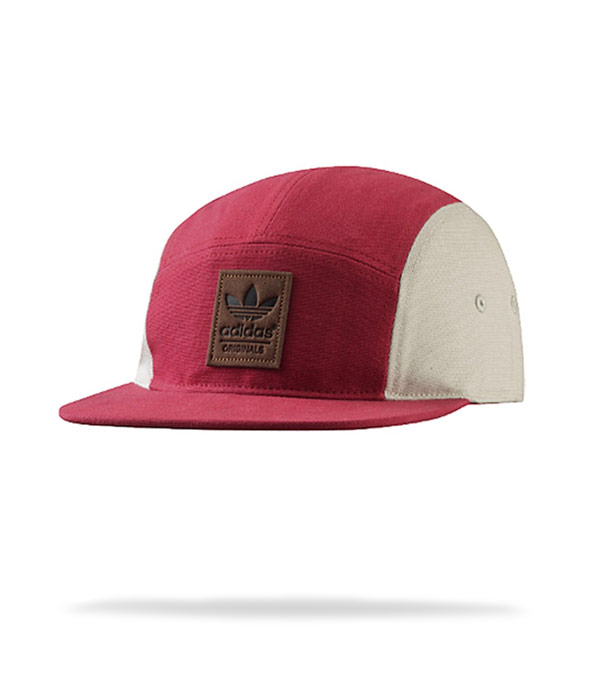 Бейсболка Adidas 5-panel-Cap-Logo-red