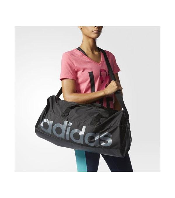 Сумка спортивная Adidas Essentials black