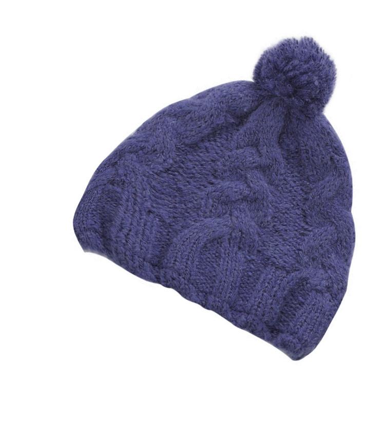 Шапка женская Alpine pro MANIA blue