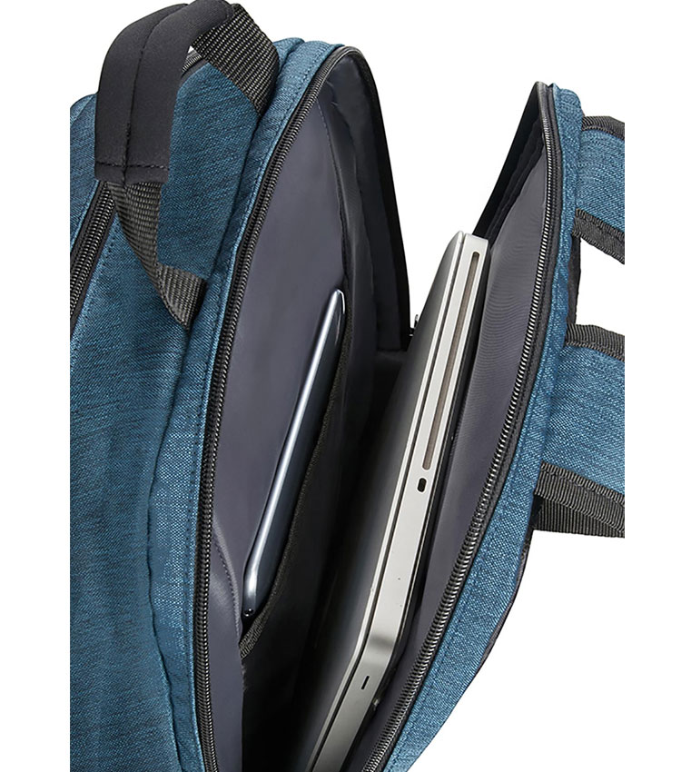 Рюкзак American Tourister City Drift 15,6 blue (28G*19002)