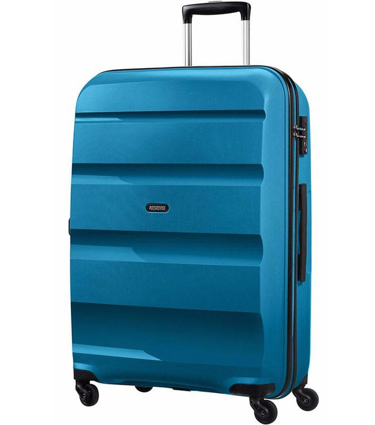 Большой чемодан спиннер American Tourister Bon Air 85A*22003