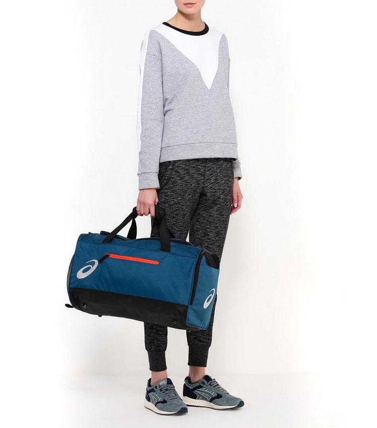 Спортивная сумка Asics Core Holdall M black