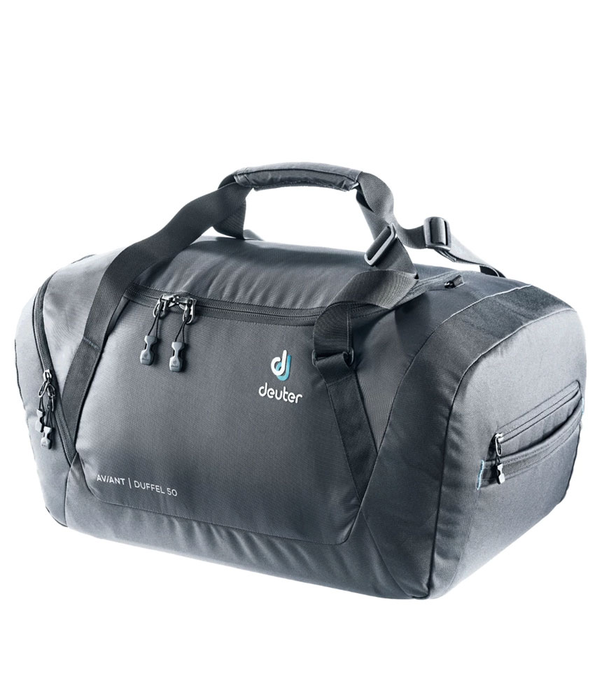 Спортивная сумка Deuter Aviant Duffel 50 black