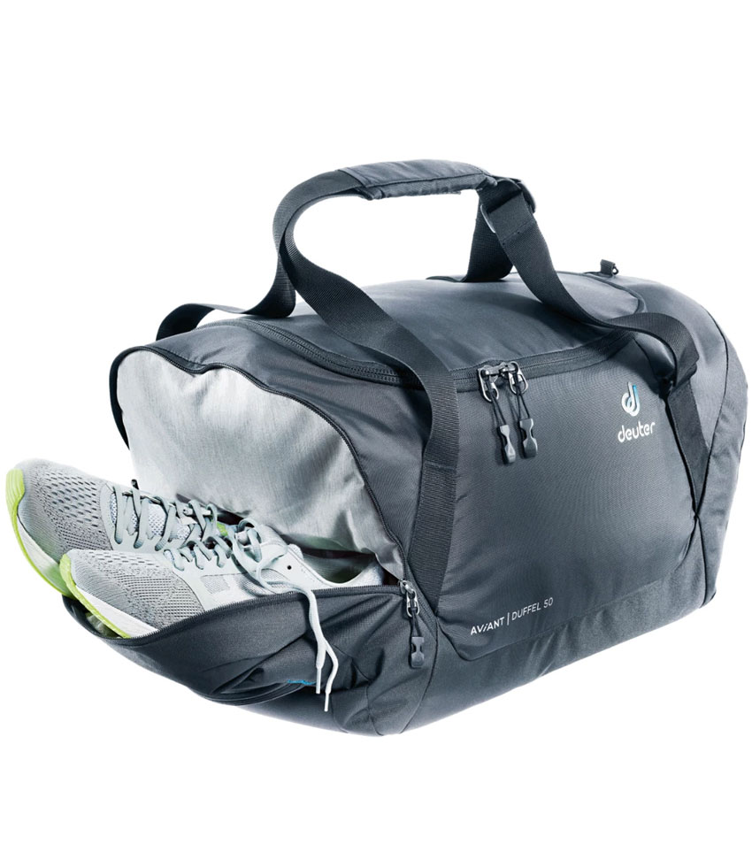 Спортивная сумка Deuter Aviant Duffel 35 black
