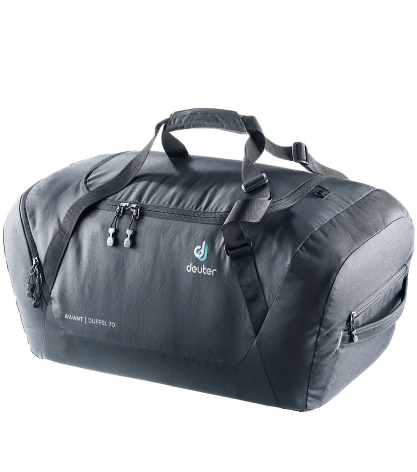 Спортивная сумка Deuter Aviant Duffel 70 black