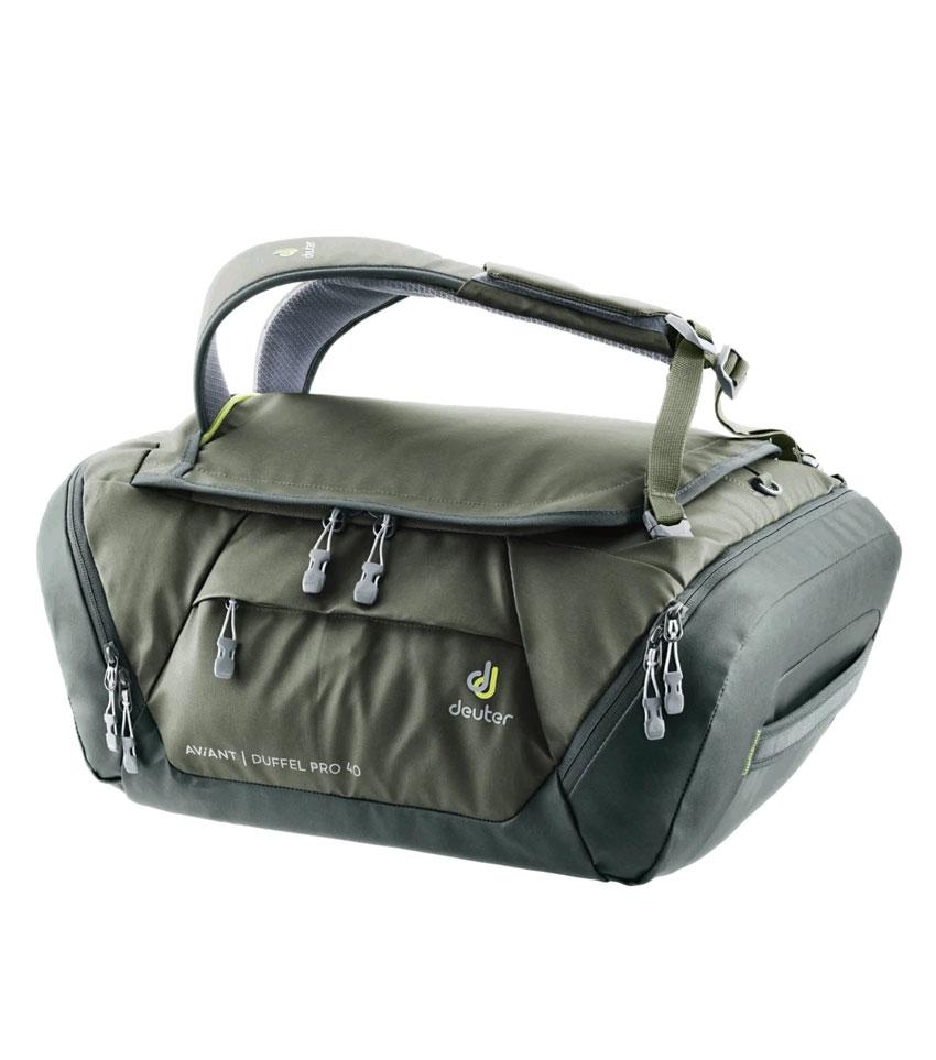 Сумка Deuter Aviant Duffle Pro 40 khaki-ivy
