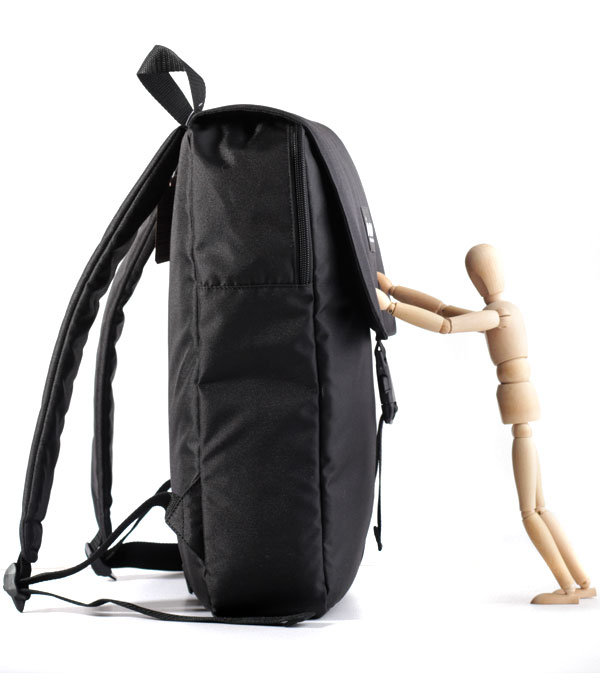 Рюкзак AIM PLAIN BLACK