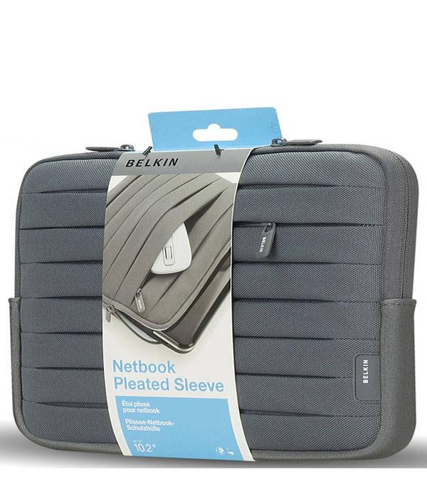 Чехол для нетбукапланшета Belkin 10.2 Pleated Sleeve