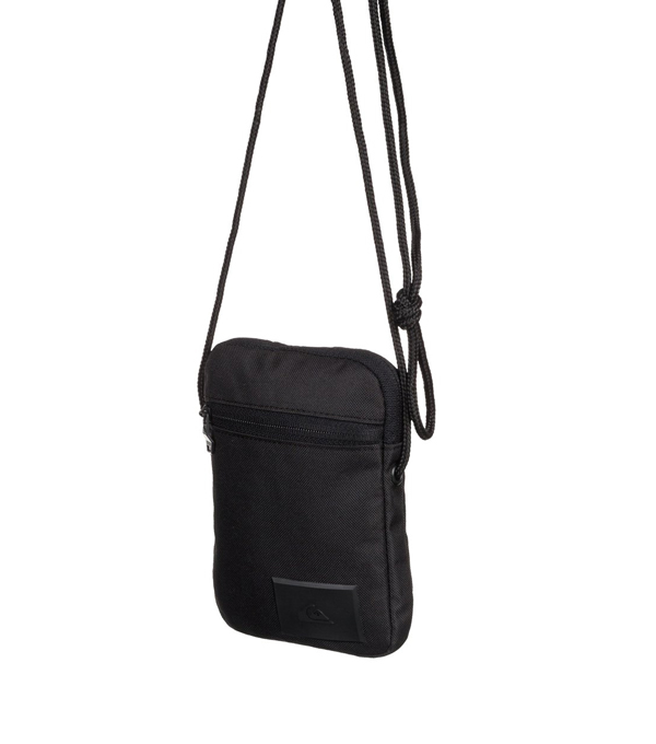 Сумка на шнурке Quiksilver Dies Small Shoulder black