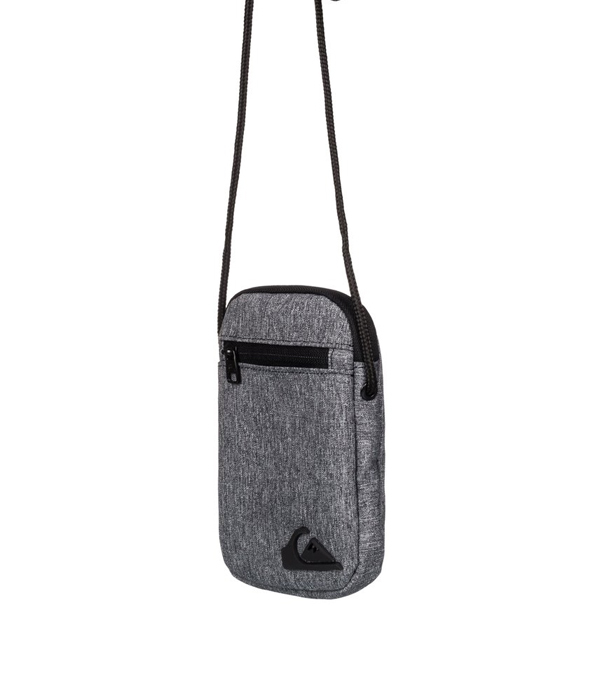 Сумка на шнурке Quiksilver Dies Small Shoulder grey