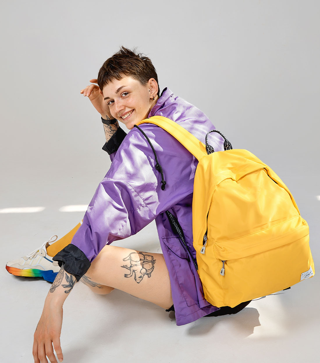 Рюкзак Bonjour Nancy Yellow