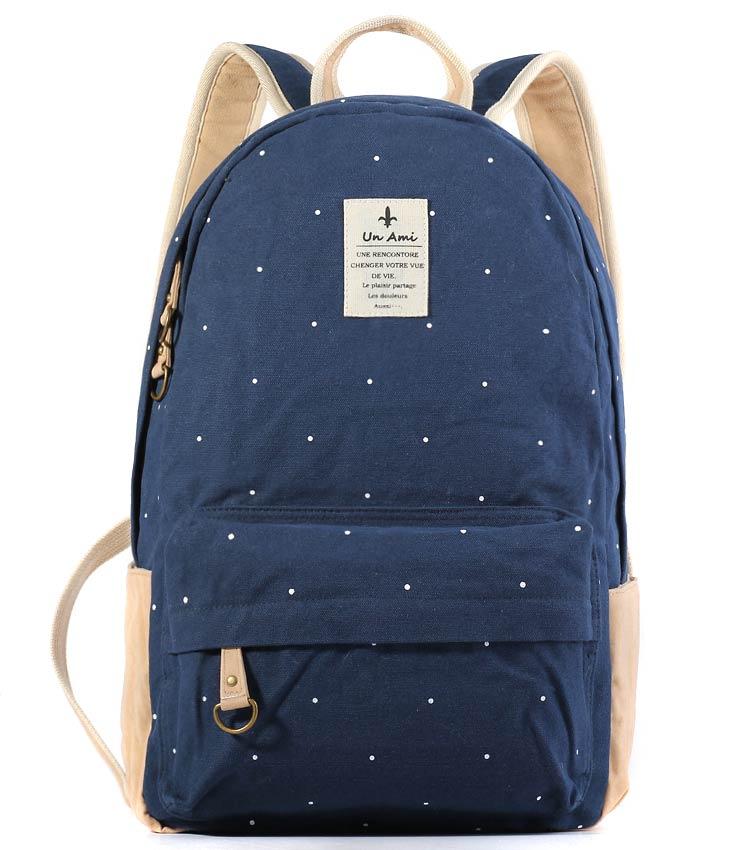 Женский рюкзак Bonjour Un Ami blue
