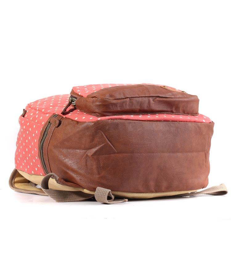 Женский рюкзак Bonjour Dots-md desert