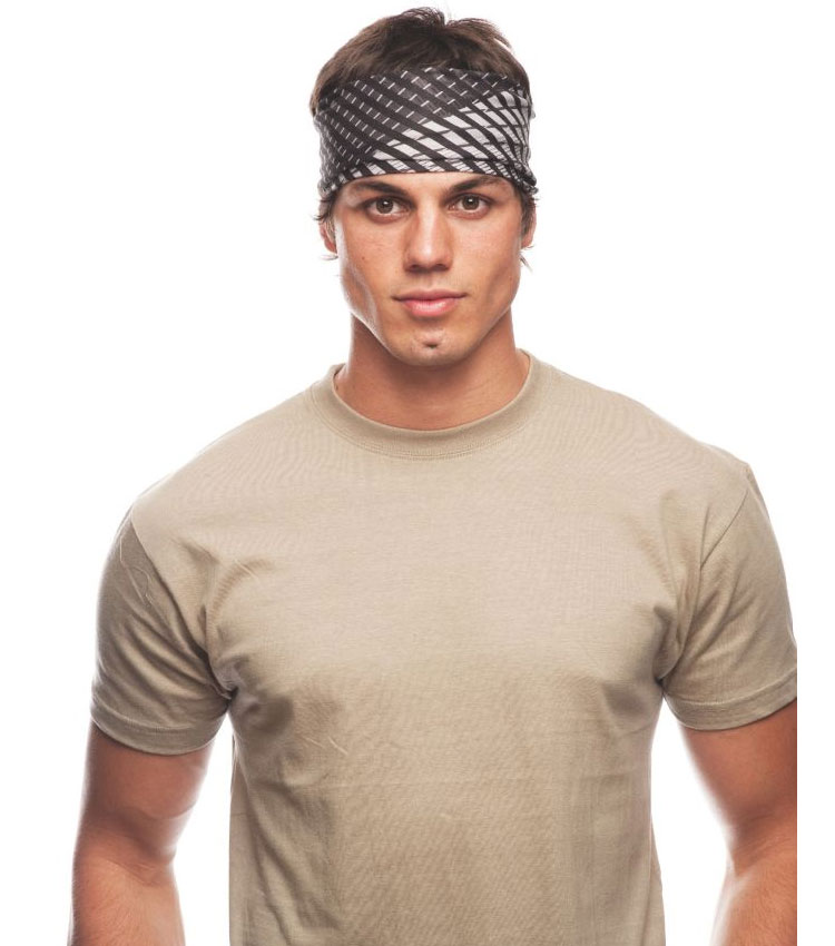 Бандана Buff High UV Protection Barckground Multi