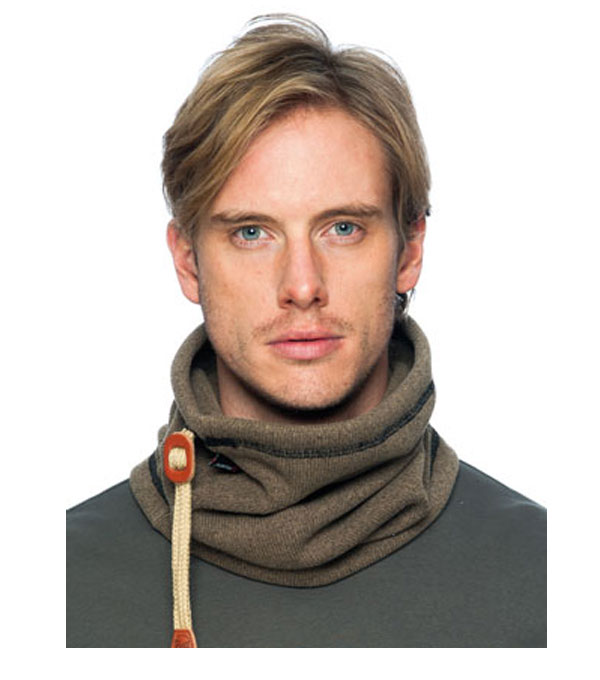 Шарф Buff Neckwarmer Thermal Cayenne