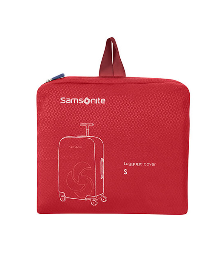 Чехол для чемодана Samsonite Global TA ~S~ CO1*00011(55см) - Red