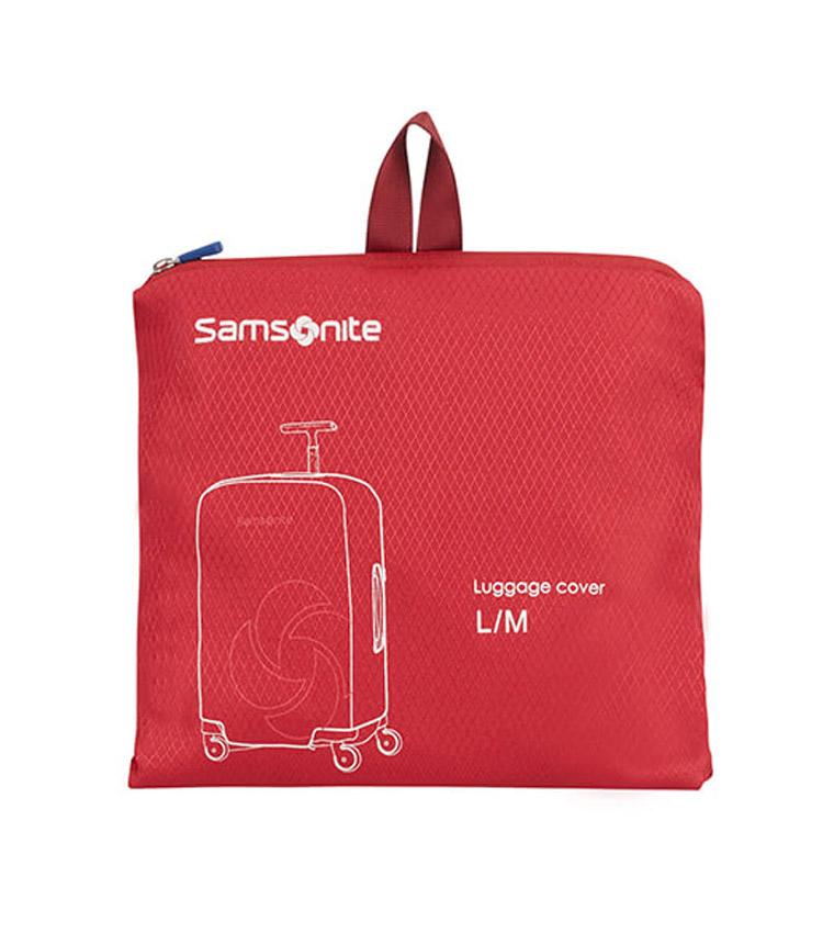 Чехол для чемодана Samsonite ~M/L~ CO1*09009 (75 см)