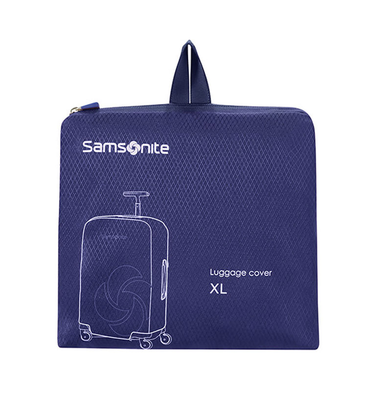 Чехол для чемодана Samsonite Global TA ~XL~ CO1*11007 (82cm) - Blue