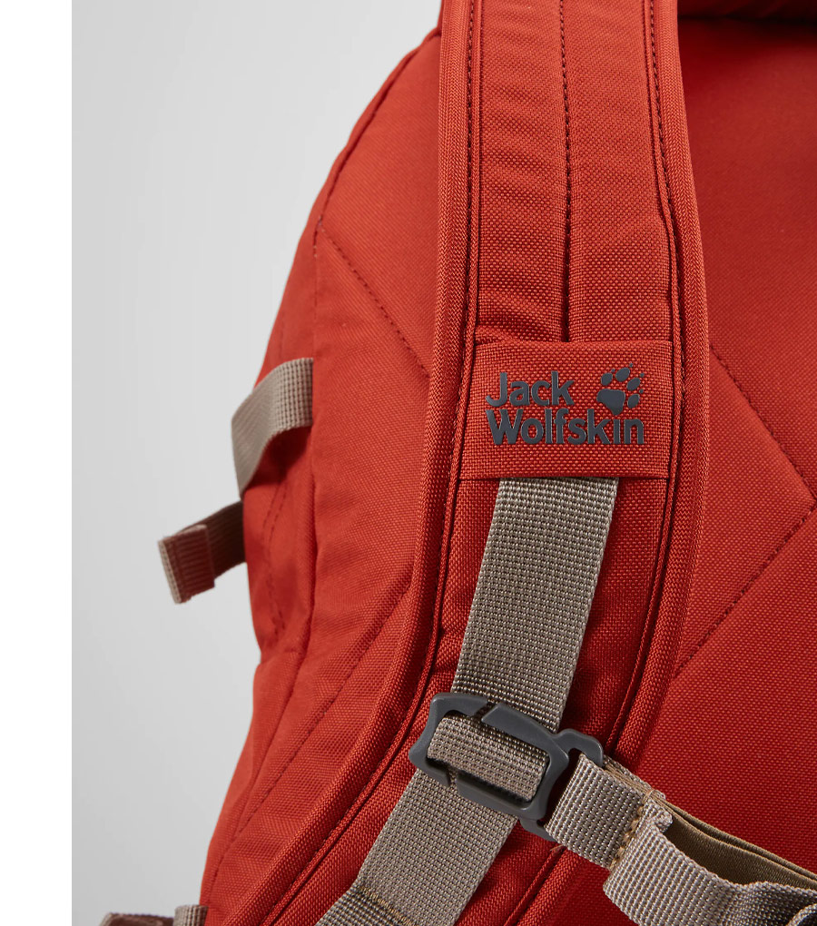 Рюкзак Jack Wolfskin Campus Mexican Pepper