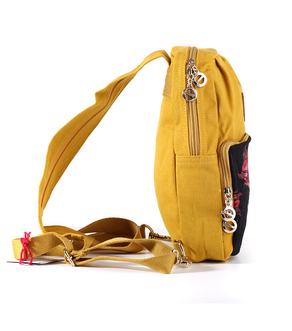 Рюкзак Canvas Republic 2894 yellow