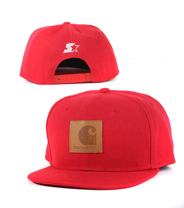 Бейсболка Carhartt red