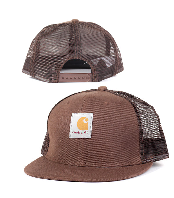 Кепка Carhartt brown