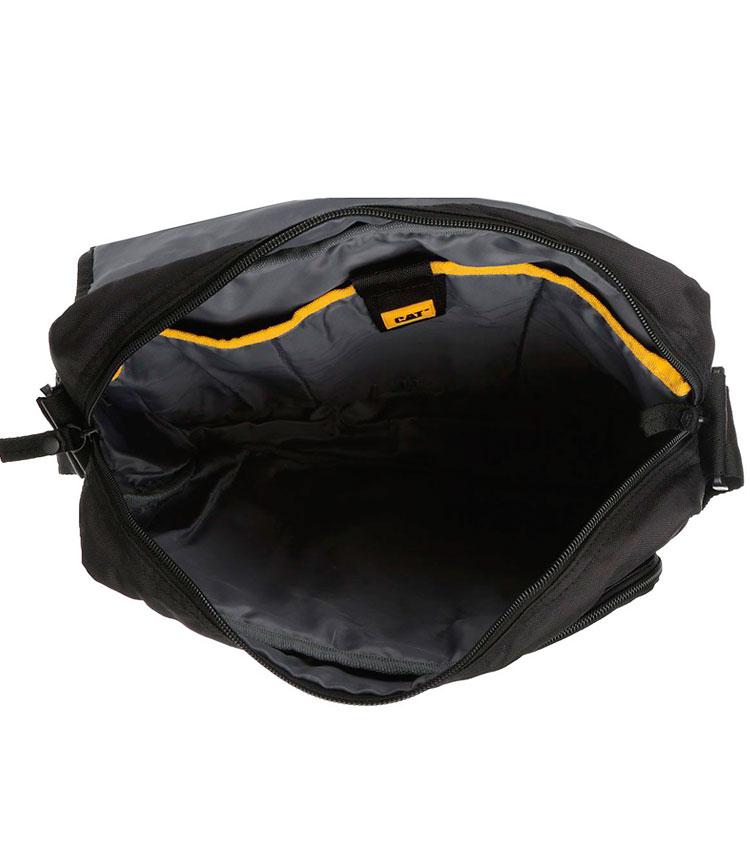 Сумка через плечо Caterpillar Caine black-grey (83111)