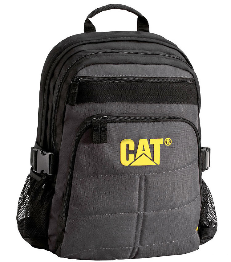 Рюкзак Caterpillar Millennial Brent (80013) grey-black