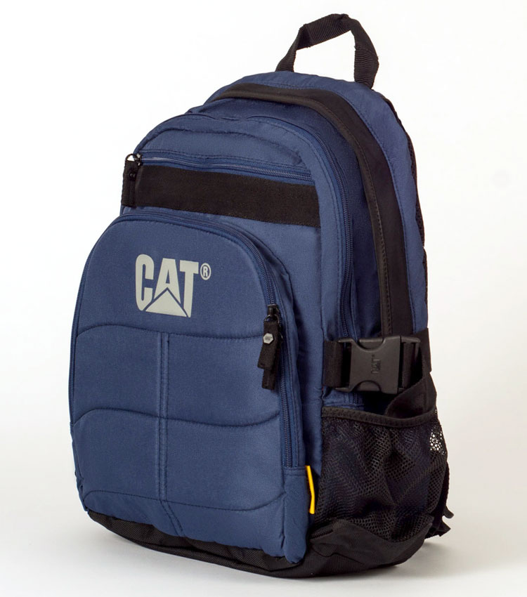 Рюкзак Caterpillar Millennial Brent (80013) blue