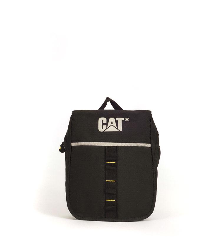 Сумка на плечо Caterpillar Rock black (82558)
