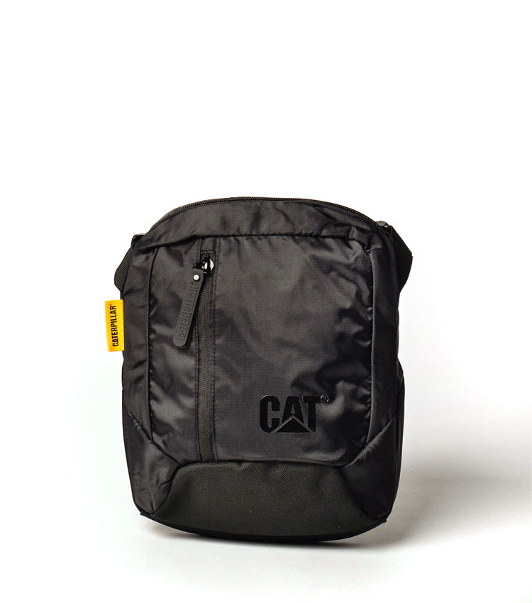 Сумка на плечо Caterpillar The Project black (81105)