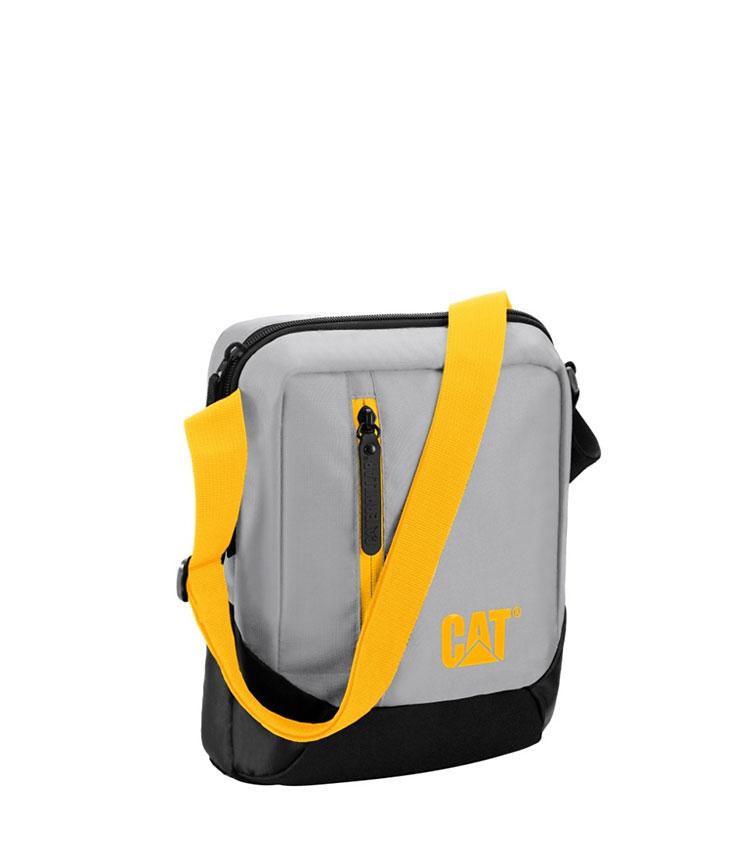Сумка на плечо Caterpillar Tablet Bag grey (81105)