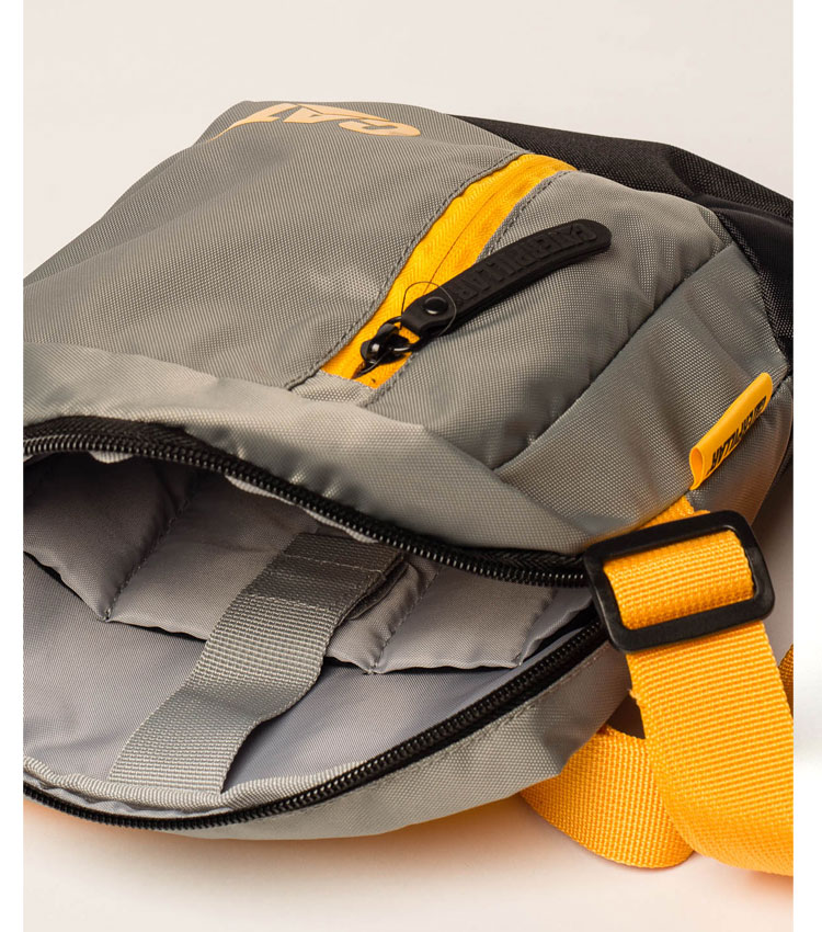 Сумка на плечо Caterpillar Mini Tablet Bag grey (83107)