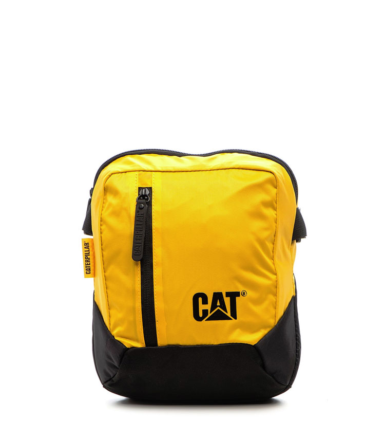 Сумка на плечо Caterpillar The Project yellow (81105)